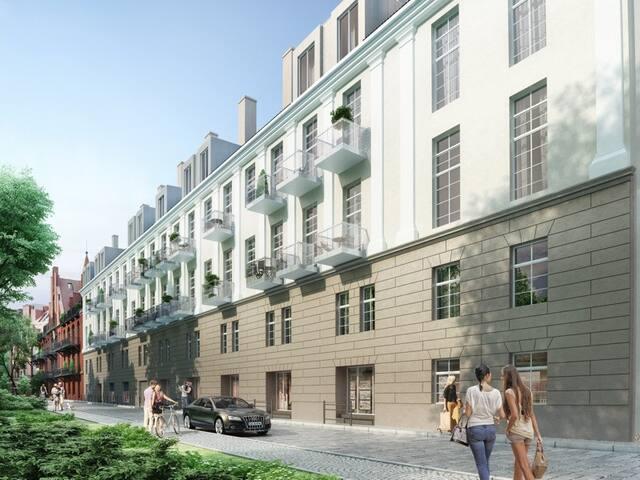 Apartament z 1 syp Wszystkich Św. - Rynek 250 m