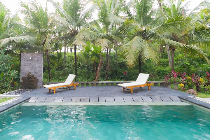 Pondok Bodag #1 | One bedroom Villa with big Pool