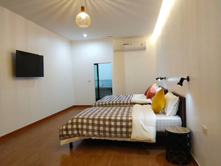 Hobby Home Private Room near Chiang Mai Airport