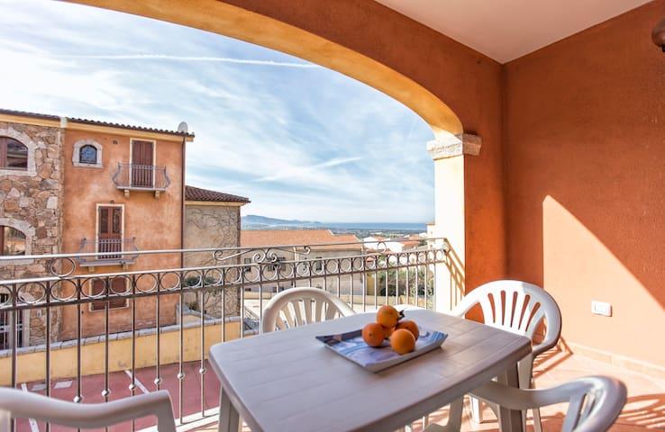 Appartamenti con vista mare sul Golfo dell'Asinara - Badesi - Apartment