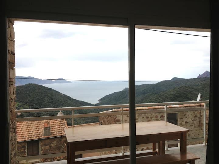 Casa Suprana, villa vue mer