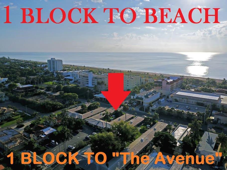 Beach Villa Florida Airbnb