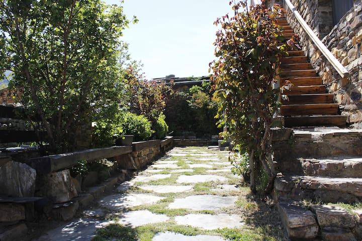 Casa Rural Abuela Paca - Valverde de los Arroyos - Talo