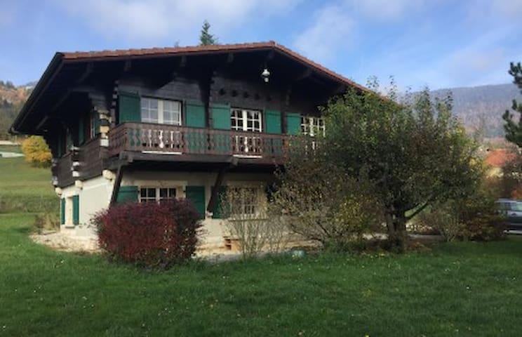 Villa/Chalet Champ Colomb - Ornex