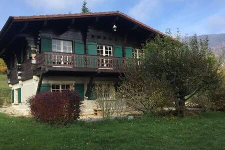 Villa/Chalet Champ Colomb - Ornex - Chalet