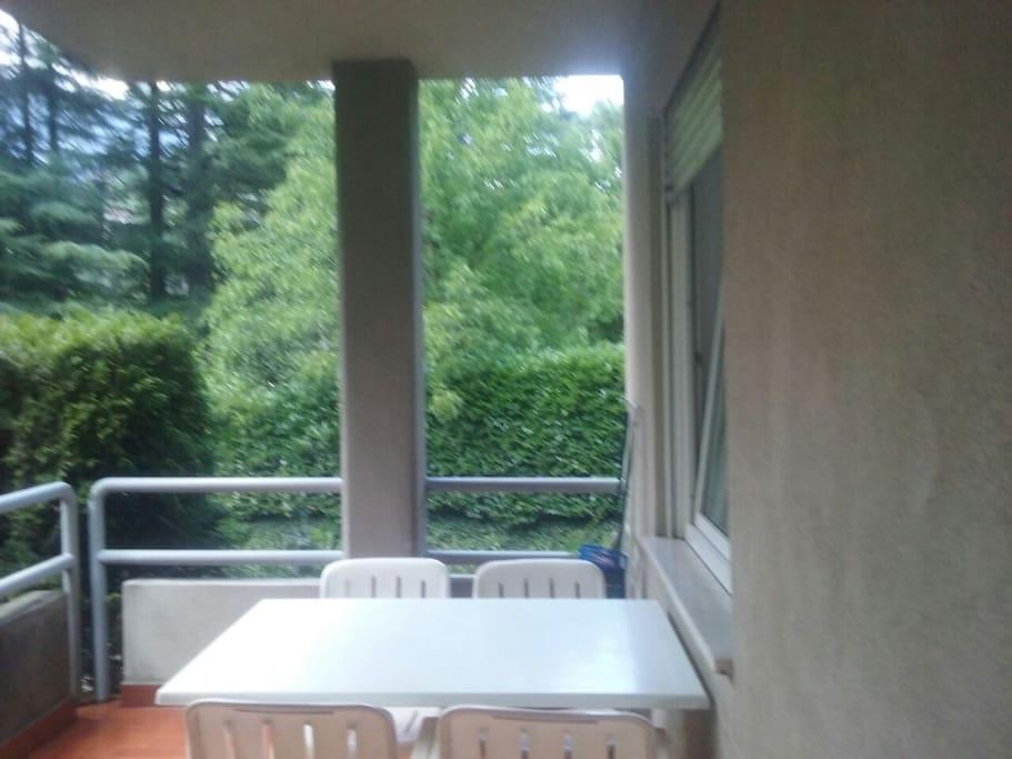 Bilocale nel verde a 5 minuti dal centro appartamenti in for Appartamenti in affitto a merano