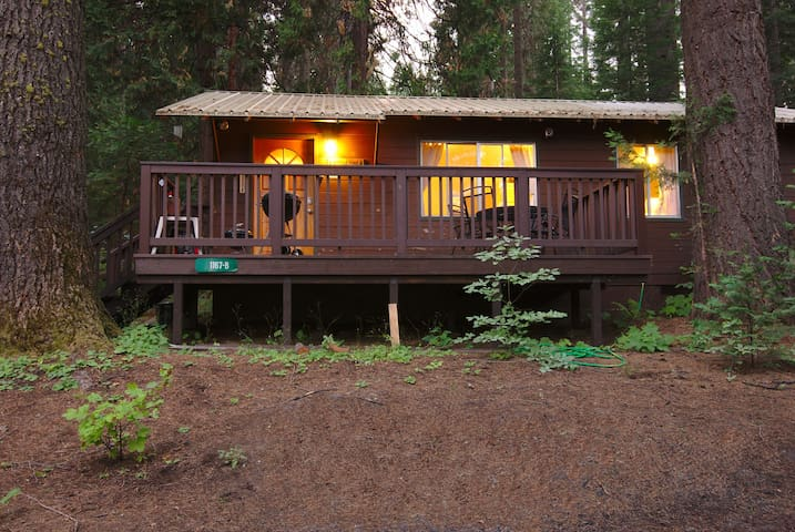 The Little Pine Cabin at Yosemite Forest Lodge