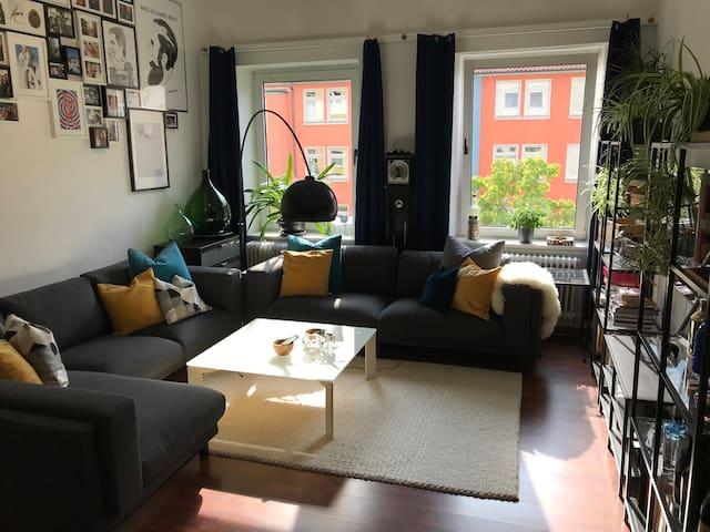 Gemütliche Wohnung nah am Maschsee 70qm