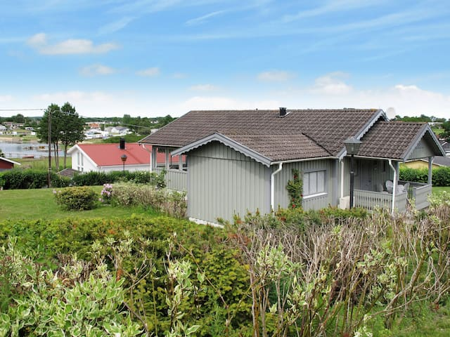 Holiday home with nice view in Blekinge