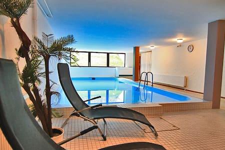 Mit Schwimmbad und Sauna -RÜM HART Wohnung Nr. 10 - Hörnum (Sylt) - Flat