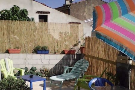 Provence Verte chez LiNath - Tourves - Domek gościnny