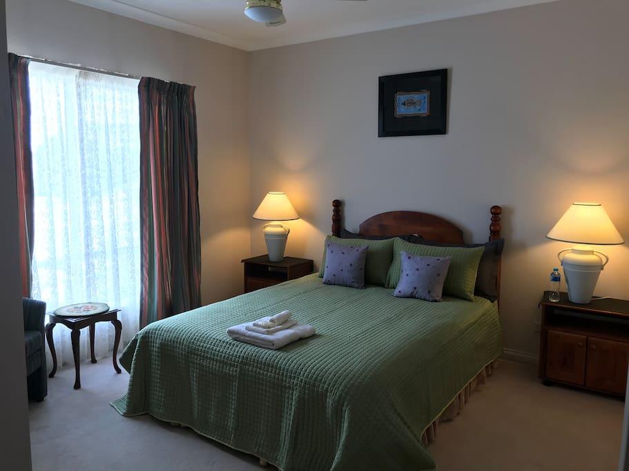 Bedroom 2b - Elegant and comfy