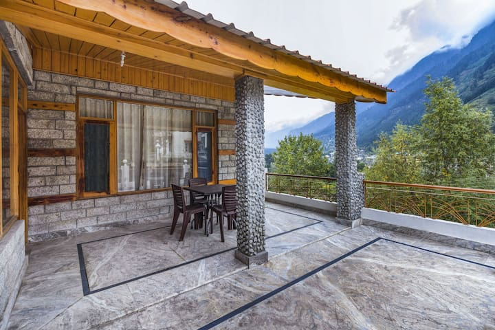 Tastefully furnished cottage, close to Mall Road - Manali