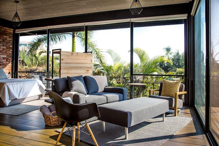 Vista Habitación / Bedroom View