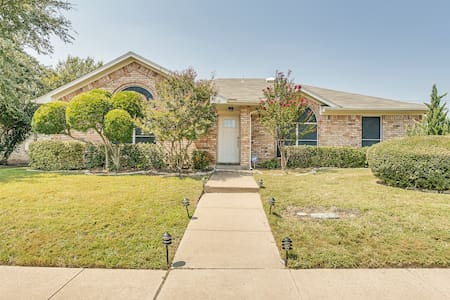 South Arlington Charming & Comfy 3BR/2B Home