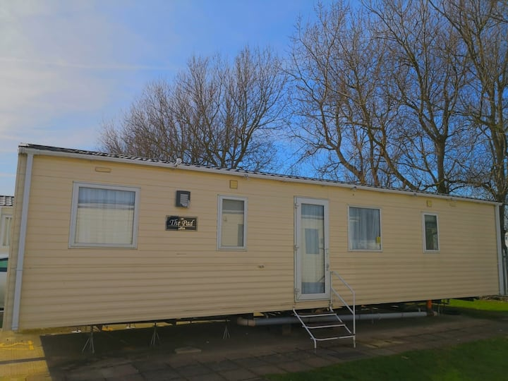 Camber Sands Holiday Park, Camber pad