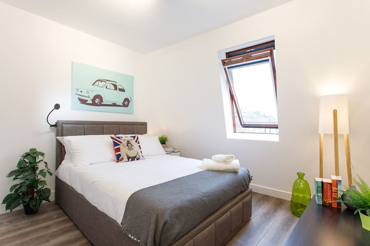(m12) Lovely 1 bedroom apartment near Portobello