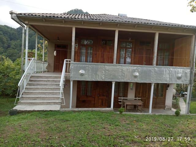 Mtispiri: Beradze House