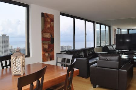 NEW! Ocean View Penthouse 2/2 bdr/bath
