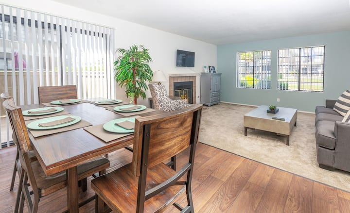 A place of your own | 2BR in Fresno