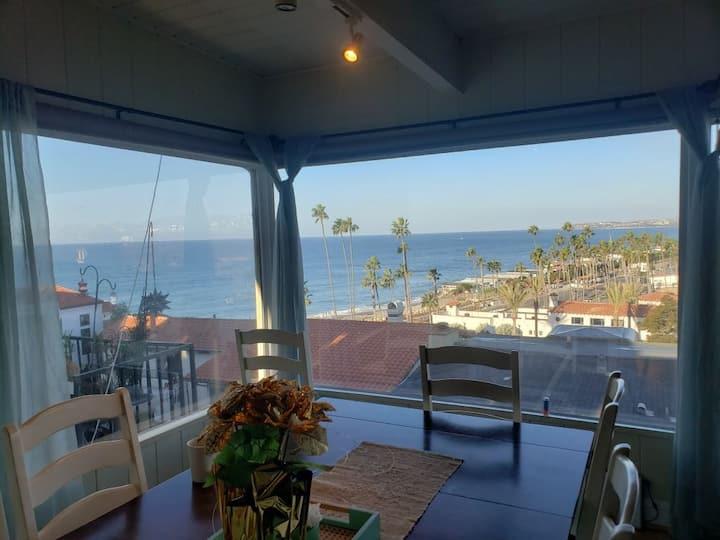 25% OFF THRU DEC - Beach Home w/ Endless Ocean Views, Walk to Sand + More