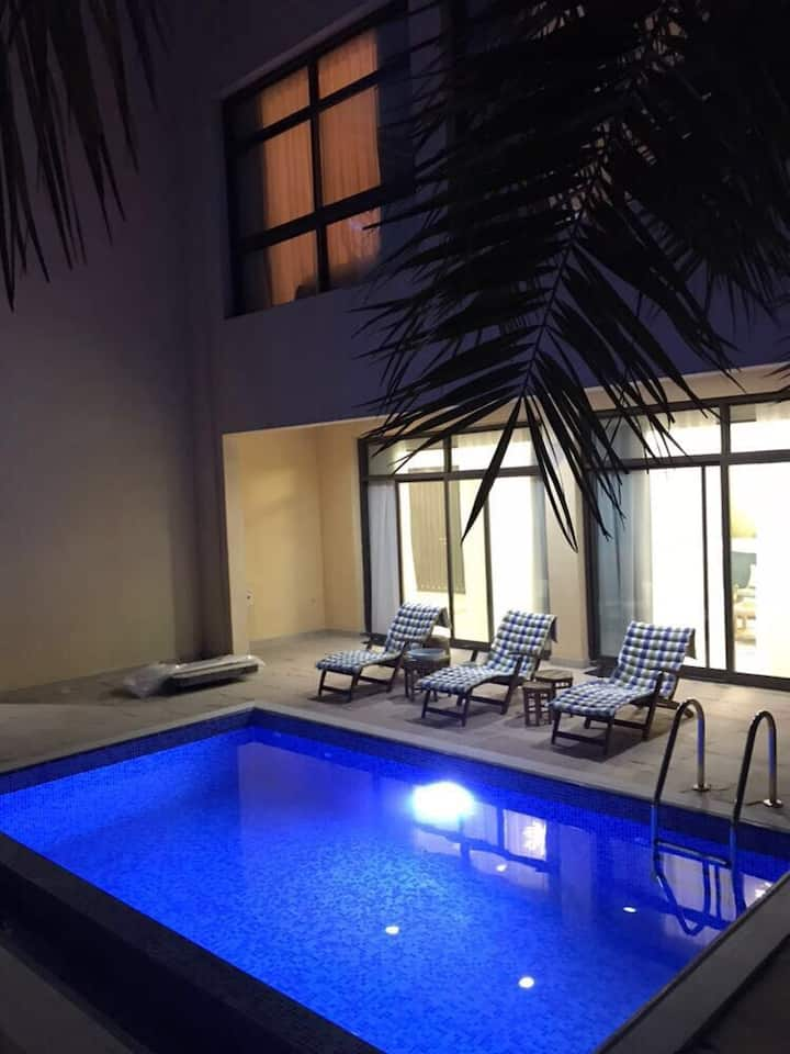 Luxurious Villa on the coast of Dibba