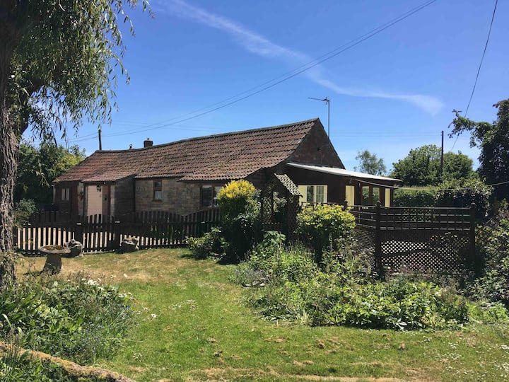 Crotchet Barn- a vegan country cottage
