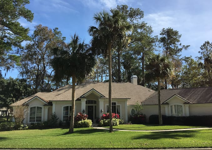 Sawgrass Players Club home with incredible views! - Ponte Vedra Beach - House
