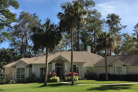 Sawgrass Players Club home with incredible views! - Ponte Vedra Beach - Дом