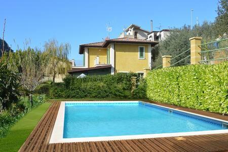 Lovable villa in front Eolian islan - Villa