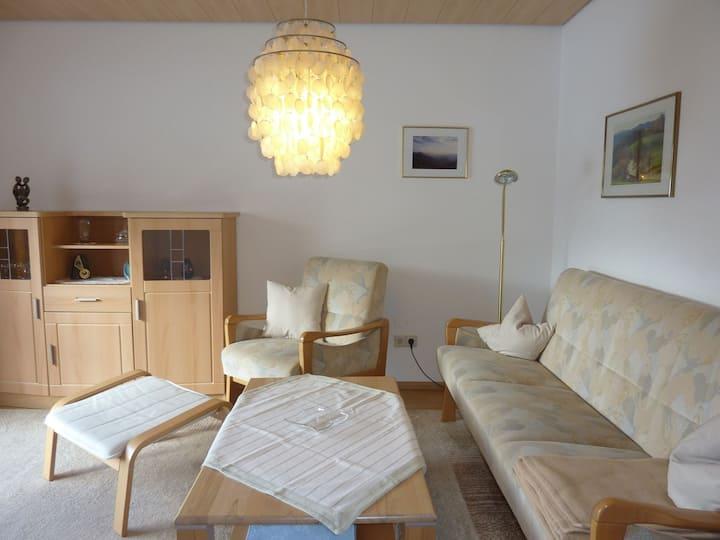 Haus Ursula, (Titisee-Neustadt), Ferienwohnung 75qm, 2 Schlafzimmer, max. 4 Personen