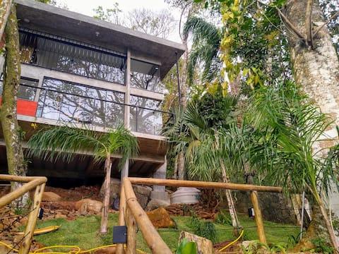 T2 Aldeia Niura Opy  , Ofuro, Vista pra ilha Wi-Fi