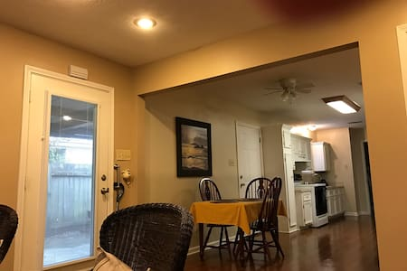 Roomy MIL apartment - Lake Charles - Appartement