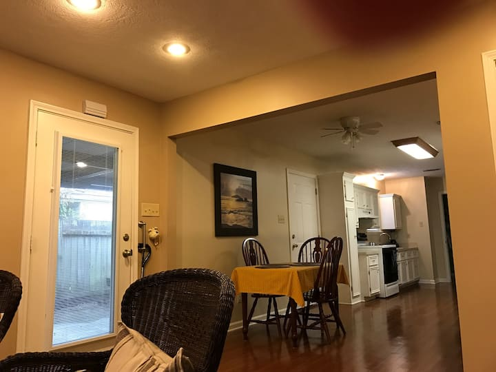 Roomy MIL apartment
