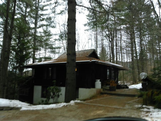 Mountainside TimberHawk Retreat - Stockbridge - House