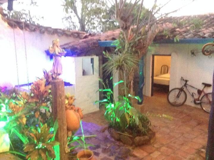 Casa para 12 personas en Barichara.