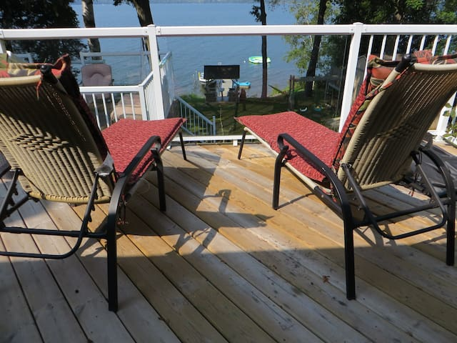 Lakefront House - By Sandbanks Park 8 Adults+3kids