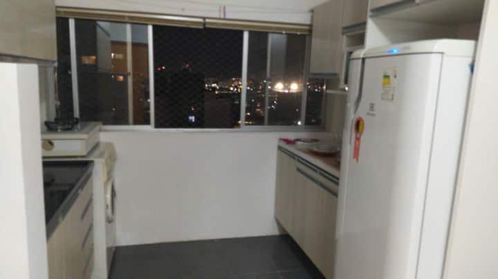 Apartamento Confortável no Centro de Curitiba
