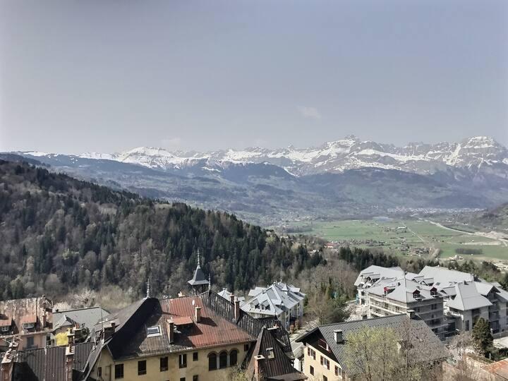 Les Hauts de Saint Gervais