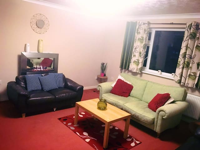 Quiet Double Room - Bournemouth - Appartement