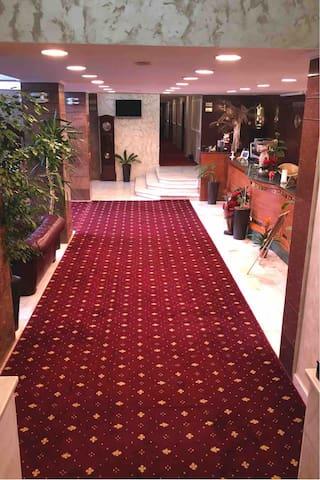 Hotel President - un loc perfect pentru relaxare