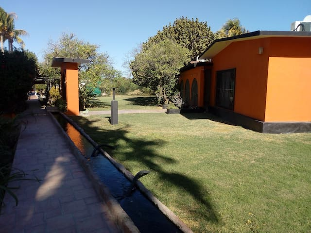 RANCHO SAN PATRICIO DEPARTMENT