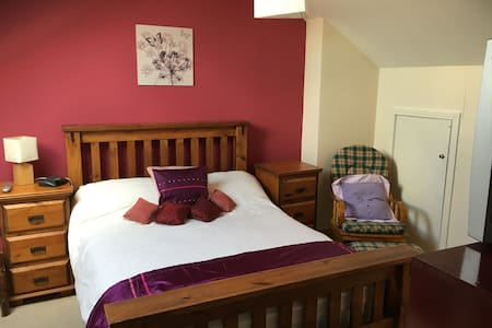Private double-room with en-suite bathroom! - Ratoath - Casa