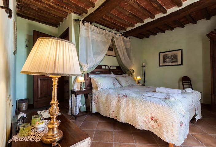 Charming and relax in Val d'Orcia - Castel del Piano - Bed & Breakfast