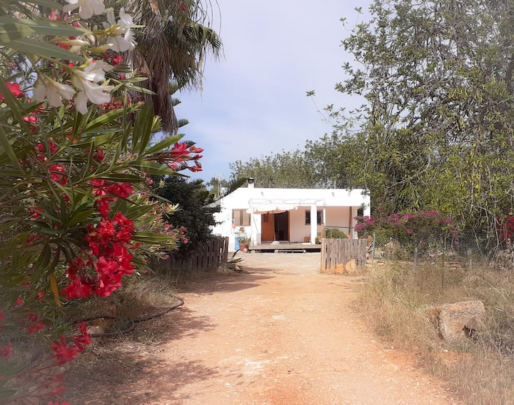 Casa de campo llena de paz.Ideal para soñar