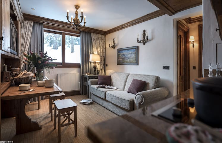 Amazing Apartment in the famous Jardin Alpin
