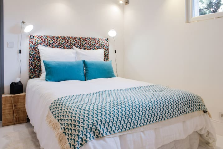 Chambre double confort - Aubagne - Bed & Breakfast