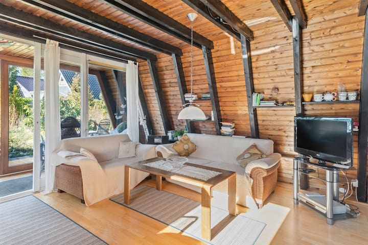 Captivating Holiday Home in Blankenheim with Garden