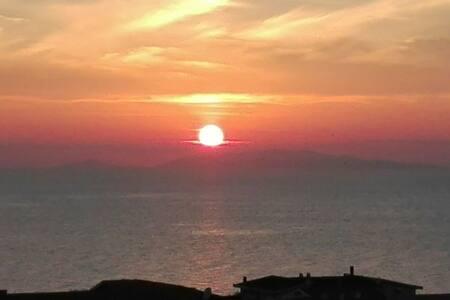 SUNSET - SEA VIEW - SARDINIA ITALY