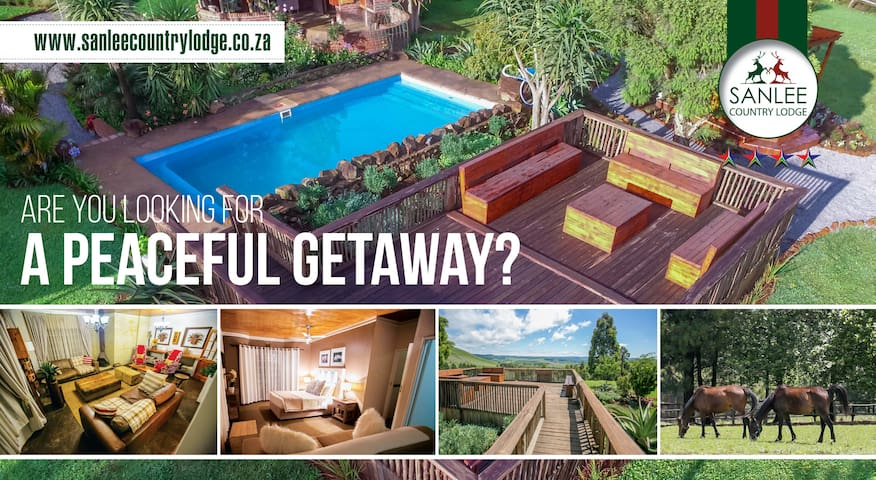 Sanlee Country Lodge - Protea Cottage